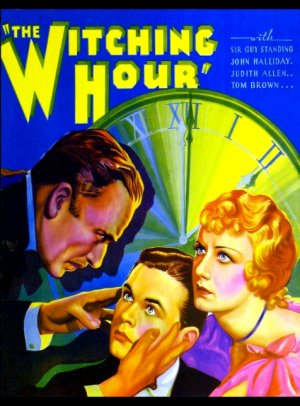 The Witching Hour affiche