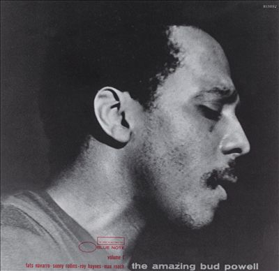 Bud Powell - The Amazing Bud Powell vol 1