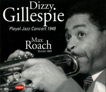 Dizzy Gillespie & Max Roach - Pleyel Jazz Concert