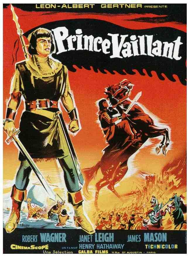 Prince Vaillant affiche