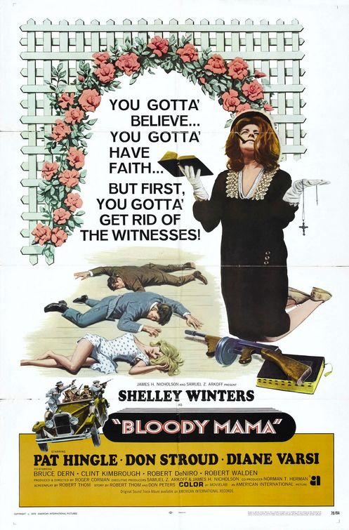 Bloody Mama affiche