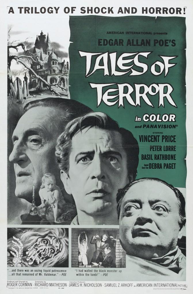 L'empire de la terreur affiche