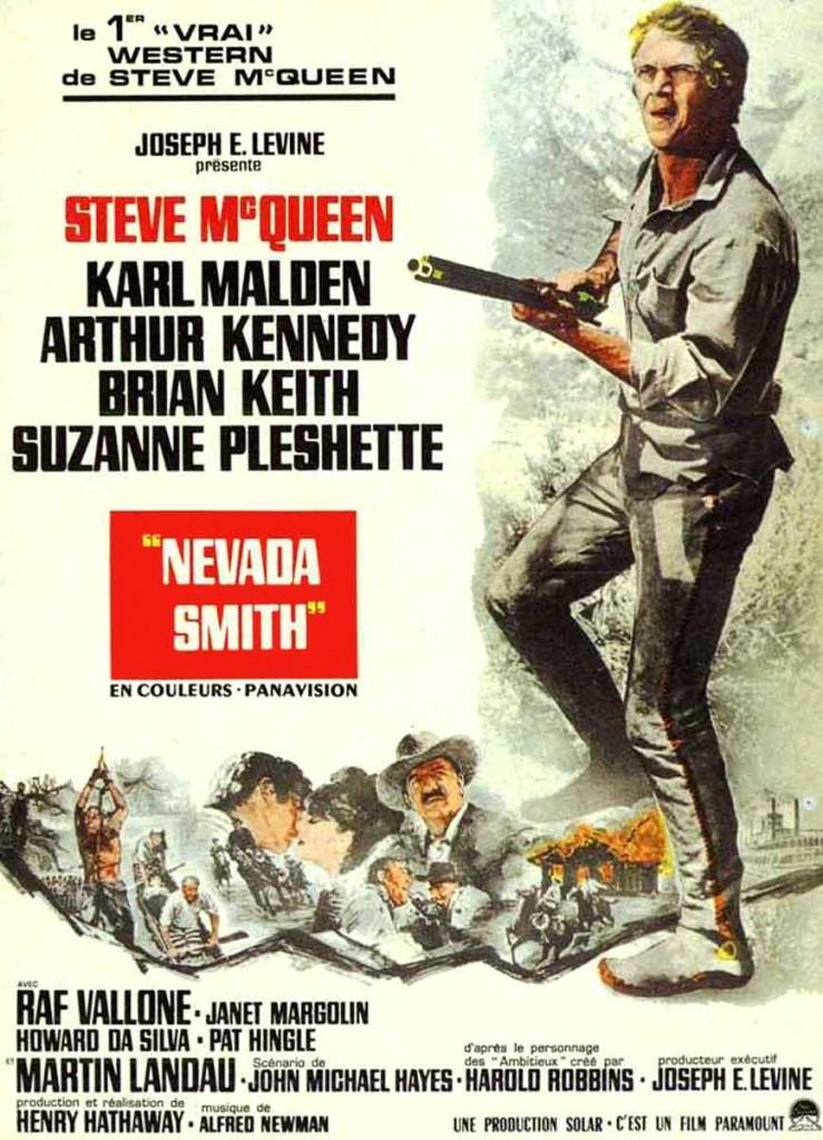 Nevada Smith affiche