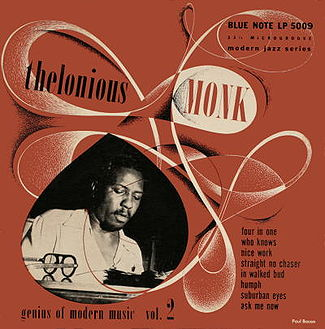 Thelonious Monk - Genius Of Modern Music vol. 2