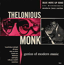 Thelonious Monk - Genius Of Modern Music vol.1 02