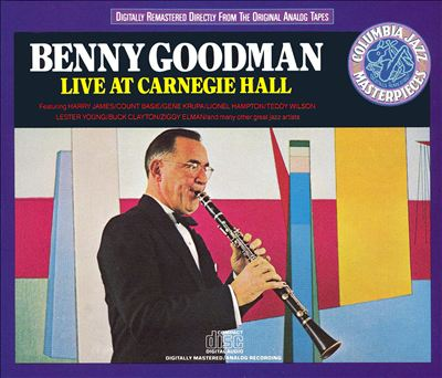 Bennie Goodman - Live At Carnegie Hall