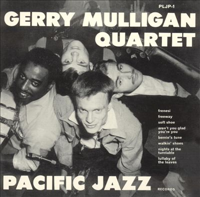 Gerry Mulligan - Gerry Mulligan Quartet, vol.1